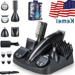 Hair Shaver Cutting Kit Machine Clippers Trimmer Razor Tools