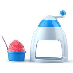 Household Manual Ice Crusher Shaver Hand Crank Mini Ice Shav