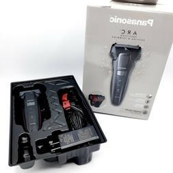 Panasonic Hybrid Wet Dry Shaver, Trimmer & Detailer, ES-LL41