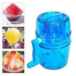 Yunhigh Ice Crusher, Manual Ice Crusher Hand Crank Ice Grind
