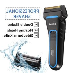 kemei men electric razor font b shaver