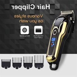 KEMEI Professional Electric Men Hair Clipper Shaver Trimer C