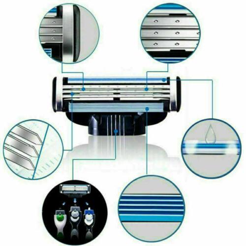 16Pcs Blades for MACH Shaver USA