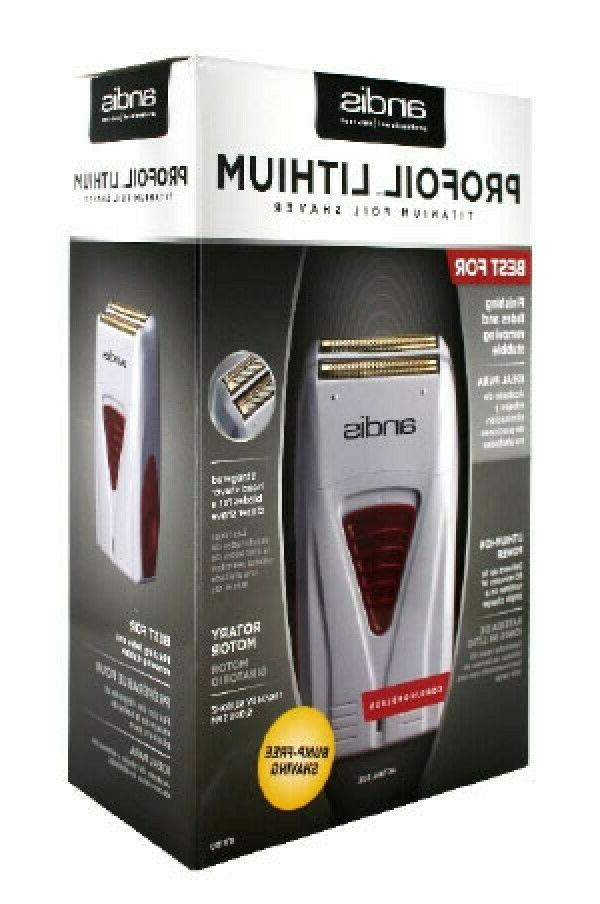 Andis 17150 Lithium Foil Shaver - SHIPPING