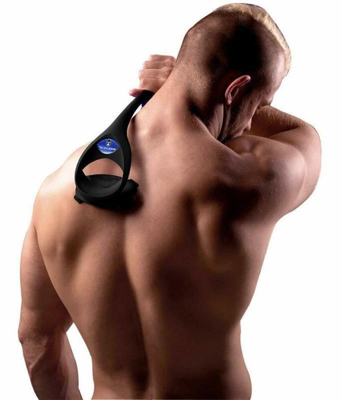 BAKblade 2.0 PLUS - DIY Back Shaver for Men - Back Hair Remo