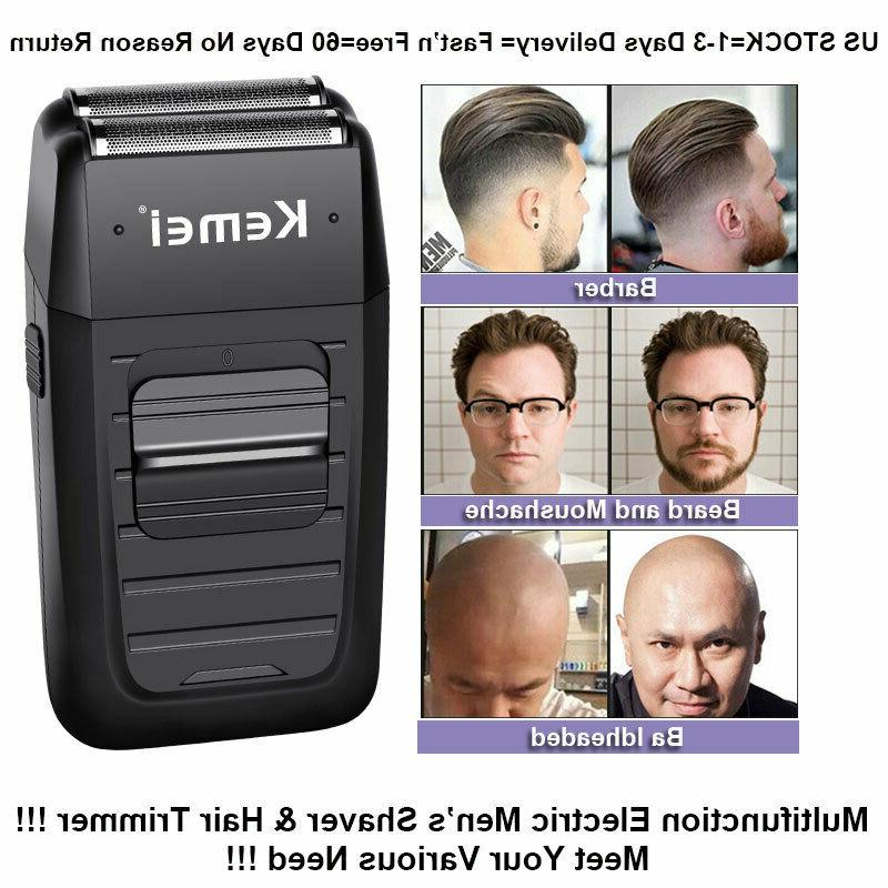 Strong Trimmers Electric Hair Machine Barber