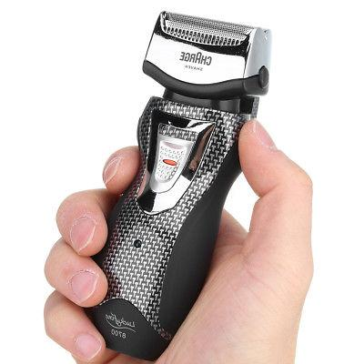 2In1 Men's Rechargeable Electric Dual Razor Trimmer