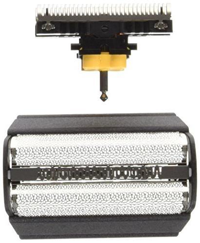 31B BRAUN 5000/6000 Series Contour Flex XP Integral Shaver F