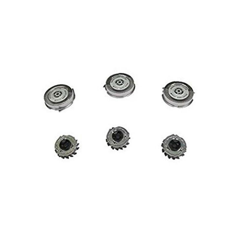 3x Shaver Replacement Blades SH50/52 Norelco