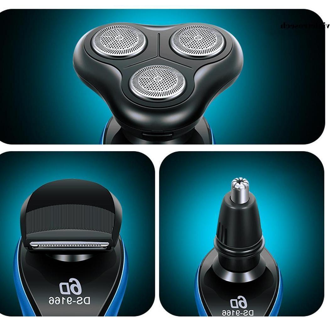 Electric mens Wet Cordless Rechargeable Rotary~~