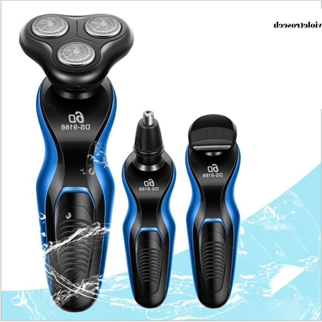Electric Shaver for mens Cordless Rechargeable