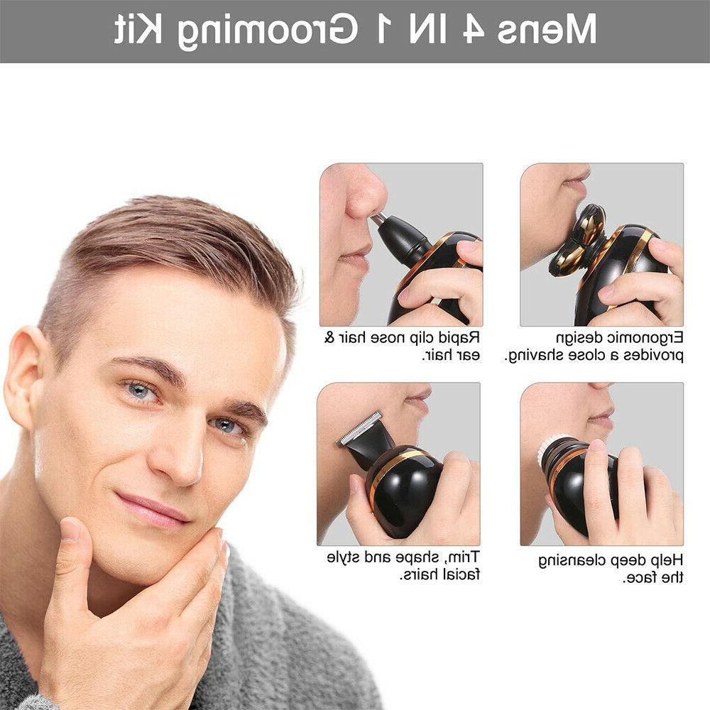 5 Head Electric Shaver Beard Hair Trimmer