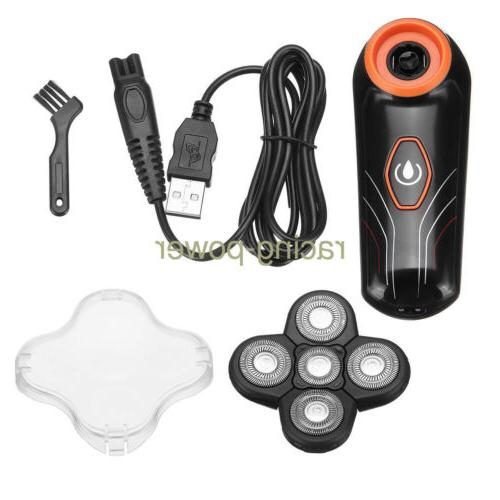 5 Hair Razor Electric Rechargeable