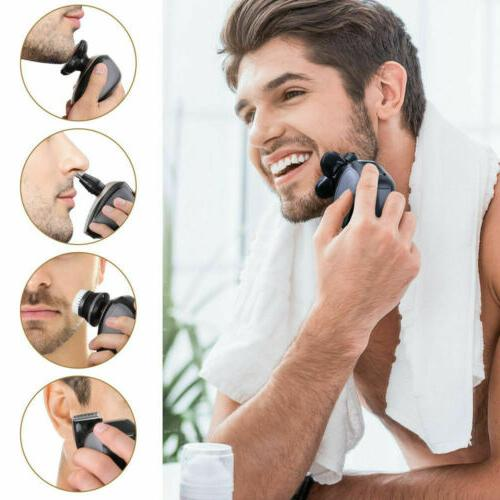 5 In Rotary Shaver US