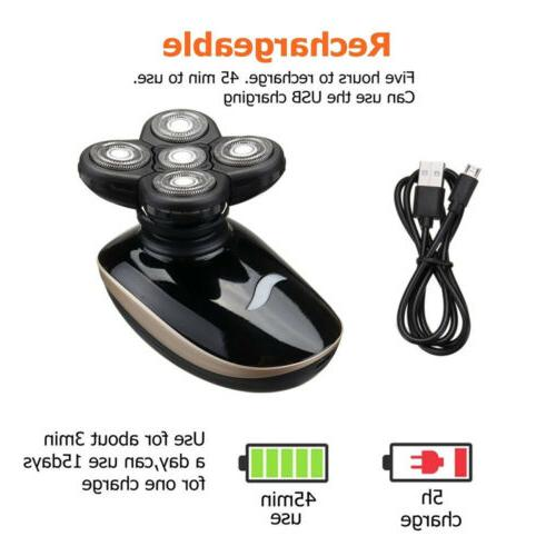 5In1 Electric Trimmer Bald