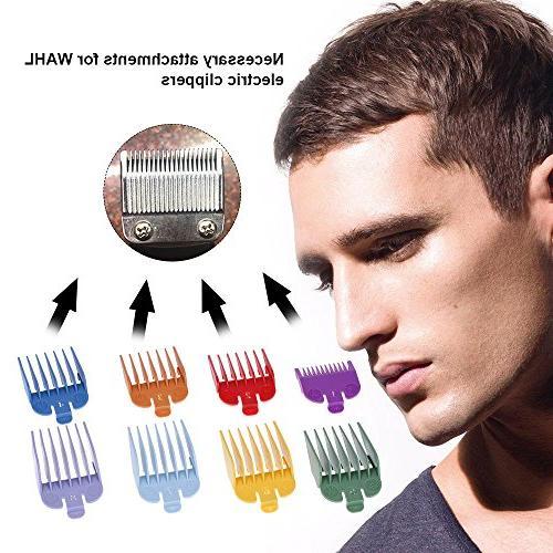 8 Clipper Attachment Set Hair Accessory