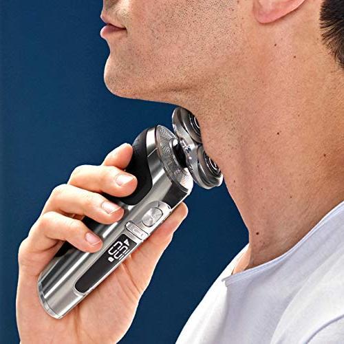 Philips Norelco Prestige Electric Shaver Trimmer Premium Case,