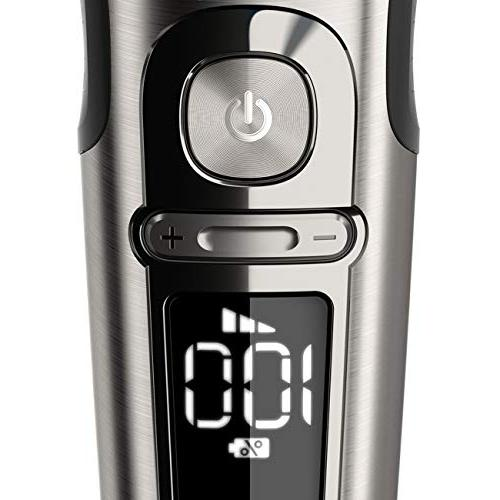 Philips Electric with Trimmer and Case, SP9820/87
