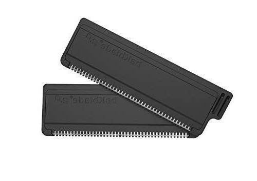 BAKblade PLUS Back Hair Body to Curved for Pain-Free Shave