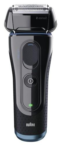 Braun Series 5 5040s Shaver  with Flex MotionTec Travel Pouc
