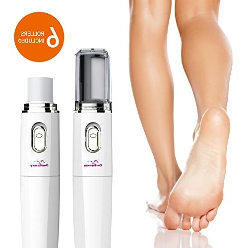 Electric Nail File System & Callus Remover  Best Pedi Tools