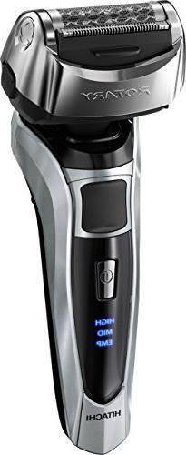 Hitachi Men's Shaver Silver RM–LX7Small