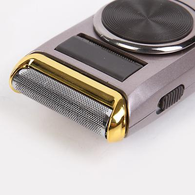 Men's Foil Razor Beard Clippers Protable Electric Groomers