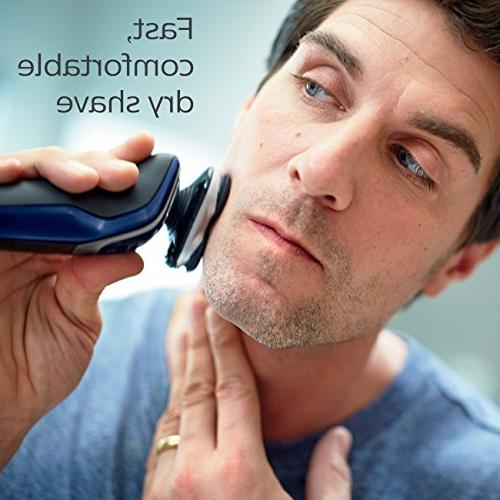 Philips Shaver 5570 & S5572/90, with and Nose Trimmer