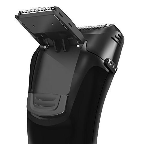 Remington F2-3800L Men's Electric Razor, Electric Shaver, Black