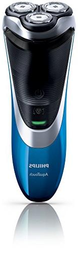 Philips AT890 AquaTouch Wet and Dry electric shaver with pop