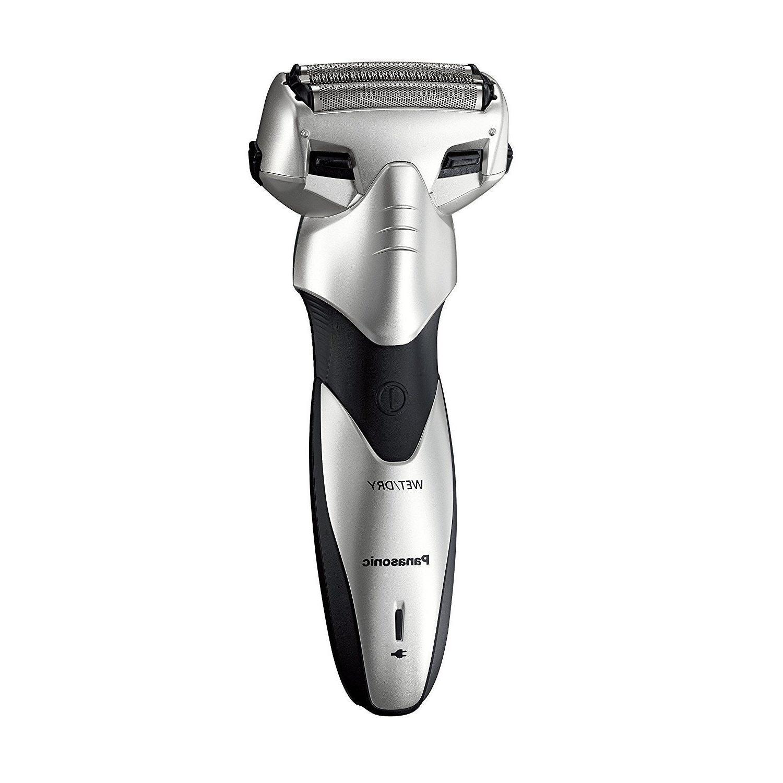 Panasonic Electric Shaver w/ PopUp Hair Trimmer foil ES-SL33-S