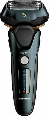 arc5 wet dry electric shaver matte black