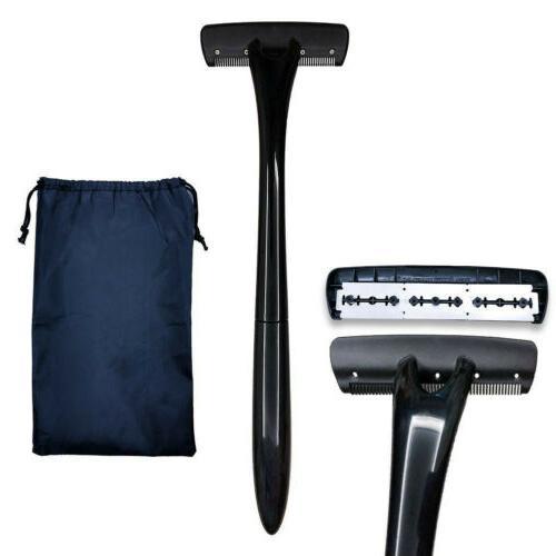 Back Shaver Groomer Body Leg Hair Trimmer Wet USA