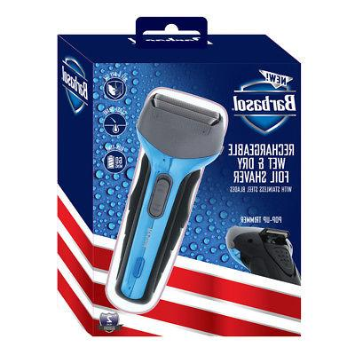 Xtreme Care Wet & Dry Shaver w/ Up