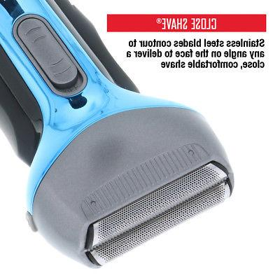 Wet Shaver Rotary w/ Up Trimmer