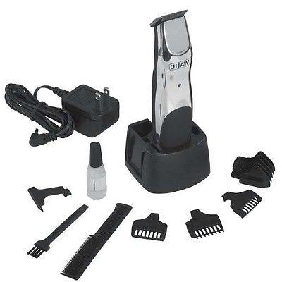 Wahl Rechargeable Mustache Clipper Cordless Hair
