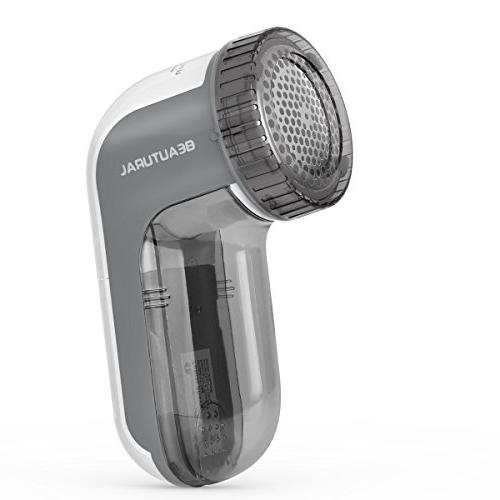 beautural portable fabric shaver lint