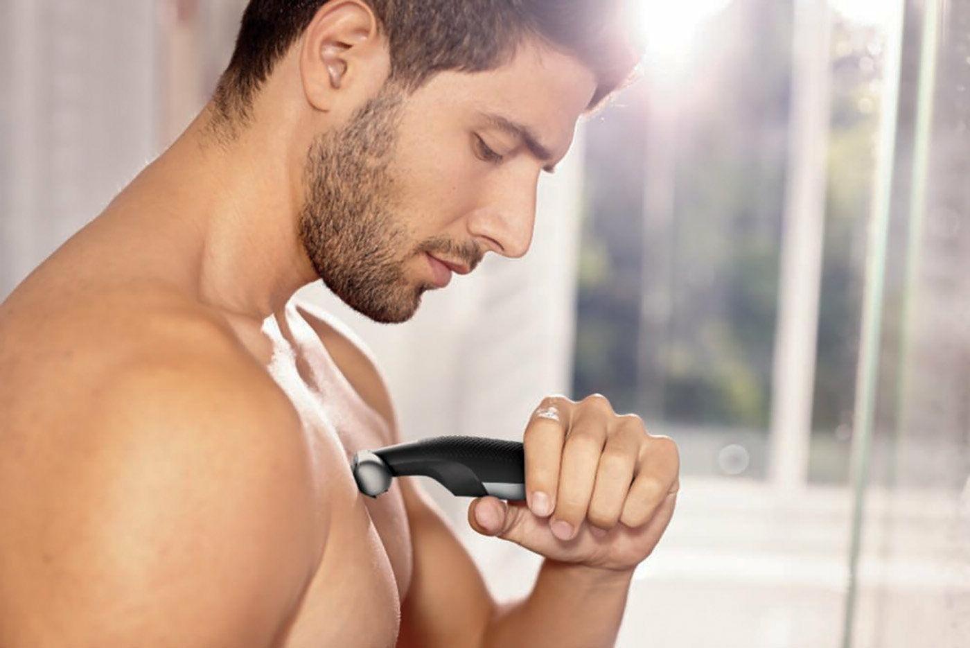 PHILIPS Bodygroom Shaver for removal