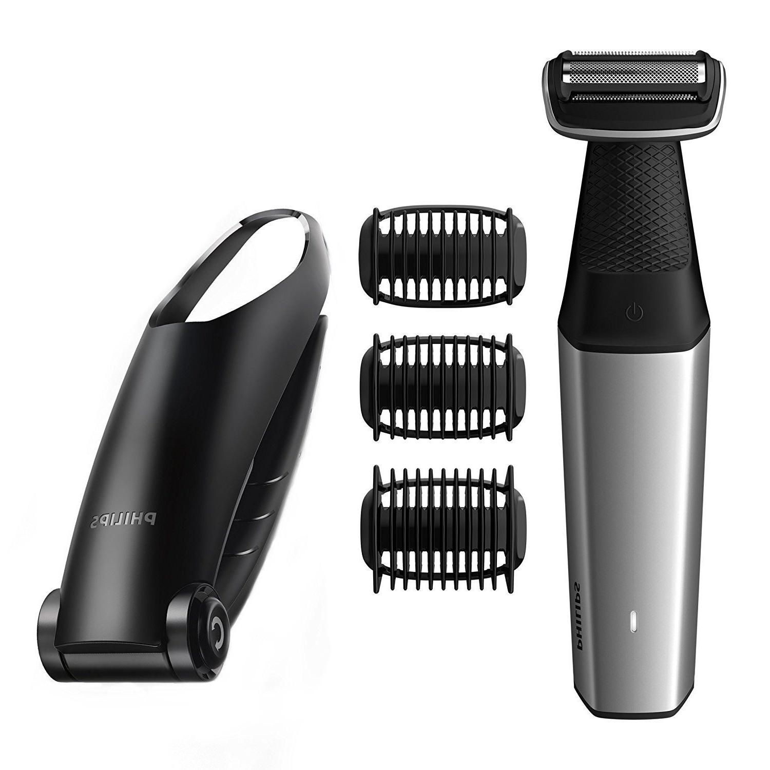 bodygroom serie 5000 shaver body with accessory