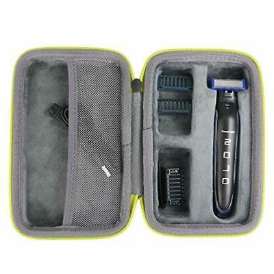 case microtouch micro touch solo rechargeable trims