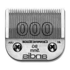 Andis Ceramic Blade Size 000 # A64480