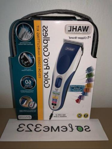 cordless rechargeable hair clipper model