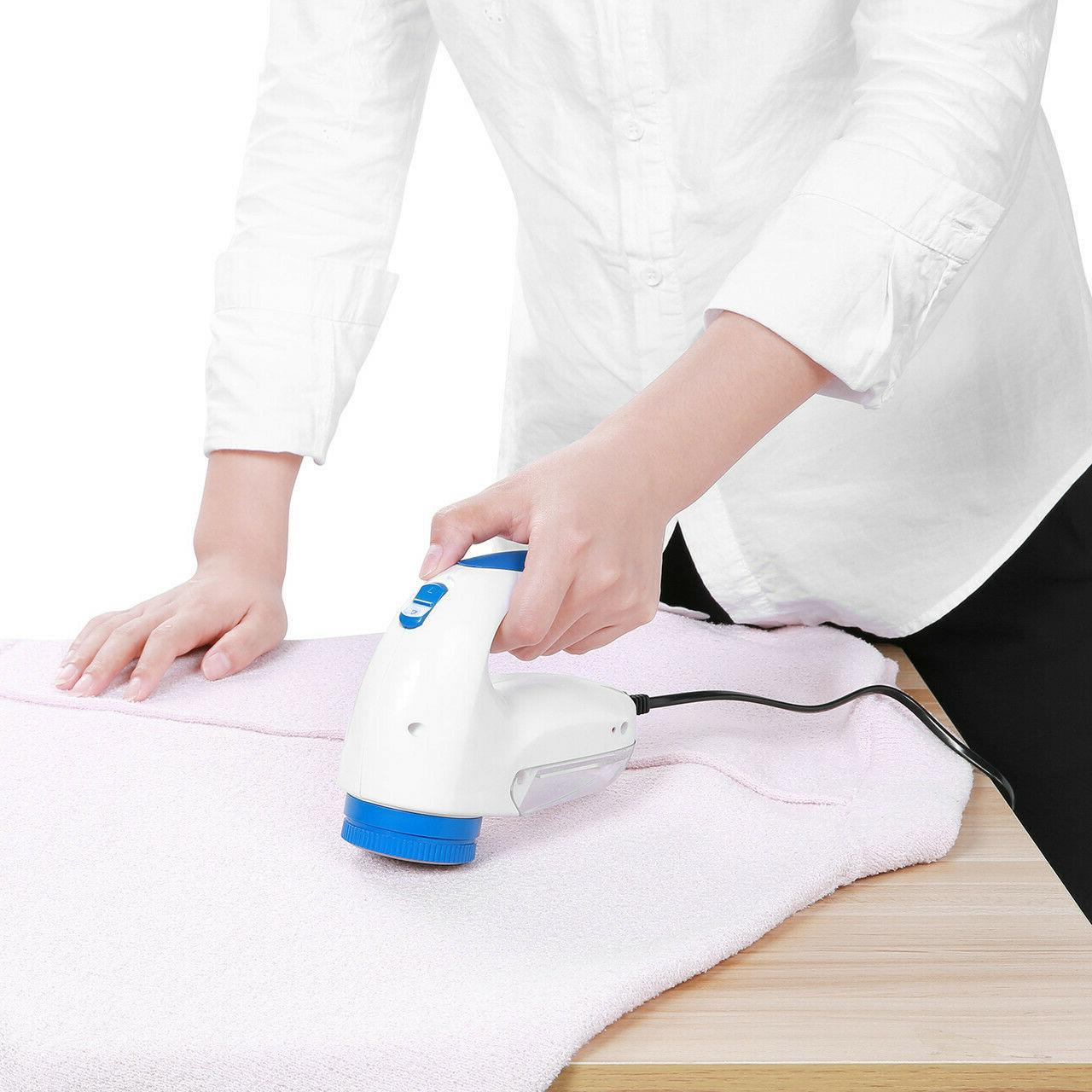 Portable Electric Clothes Pill Fluff Remover Sweater NEW