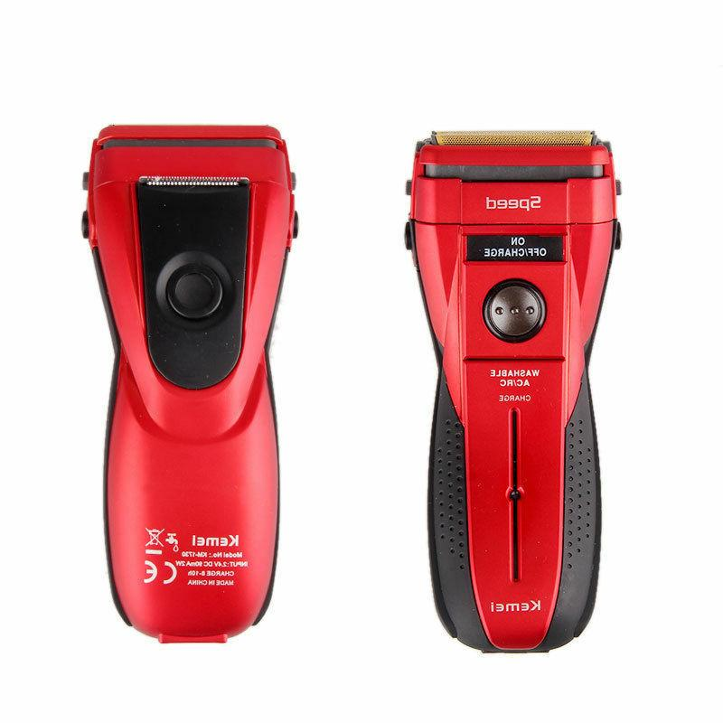 Electric Clipper Rechargeable Men's /