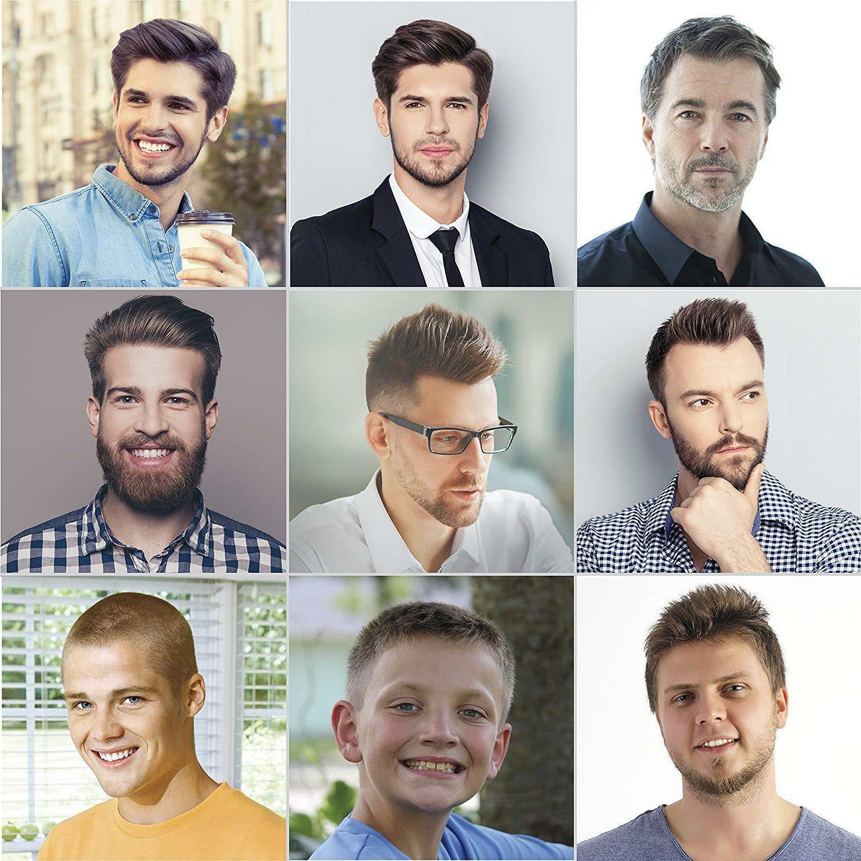 Electric Hair Trimmer Pro Cutter Clipper Men Kit Beard Groomer