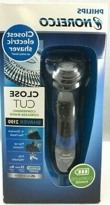 Philips Norelco Electric Shaver 2100 - S1560/81 NEW Free Shi