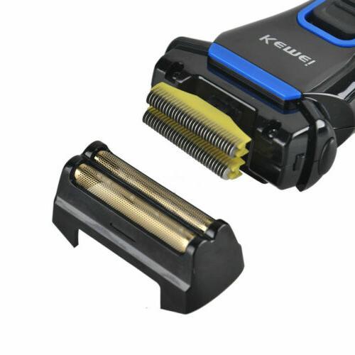 Electric Shaver Machine Rechargeable Razor