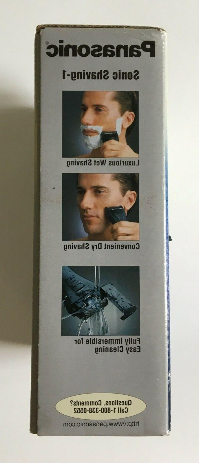 Panasonic ES364 Sonic Shaving -1 Electric Shaver