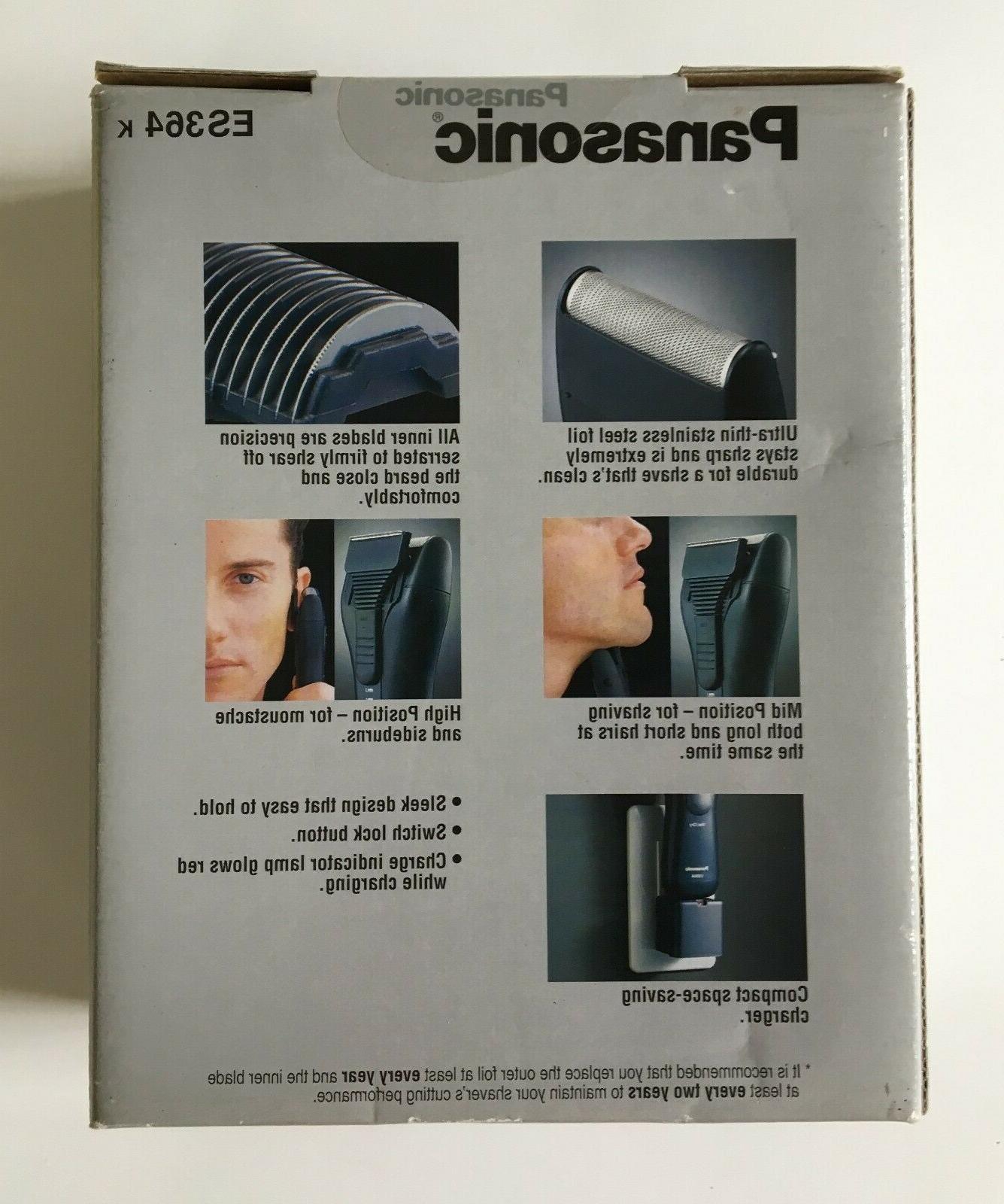 Panasonic Sonic -1 Wet/Dry Electric Shaver