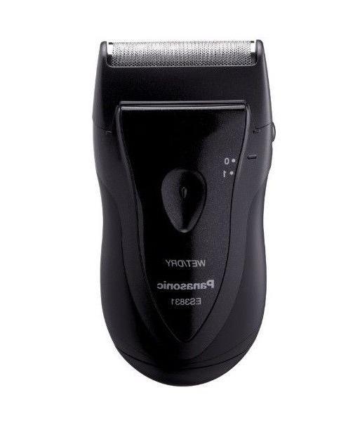 Panasonic ES3831K Blade Shaver. Washable